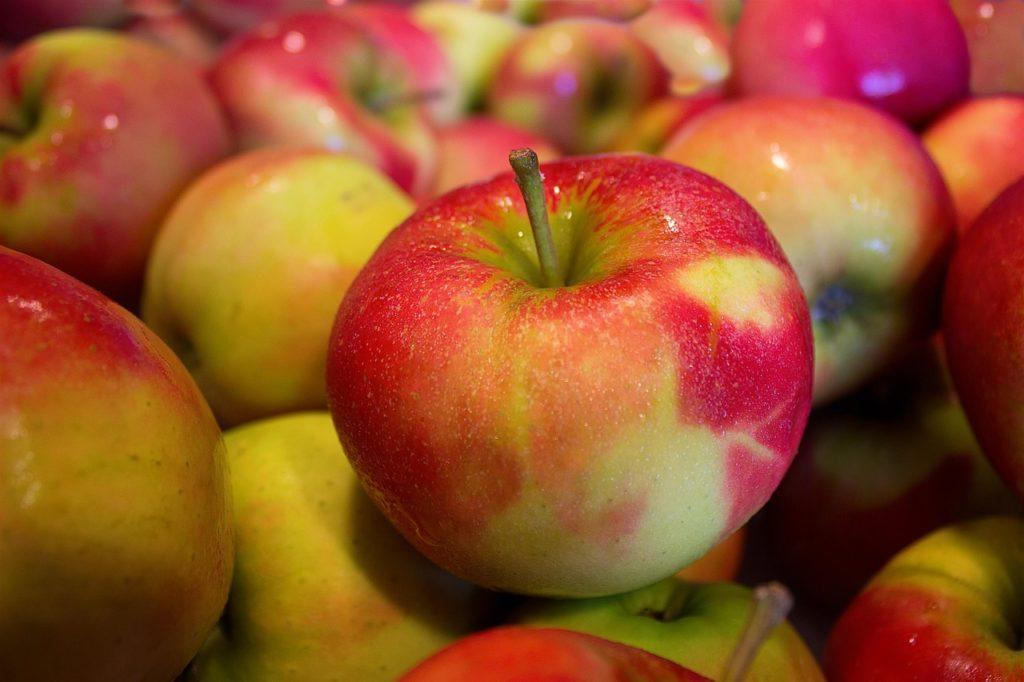 Les bienfaits d'un régime pomme