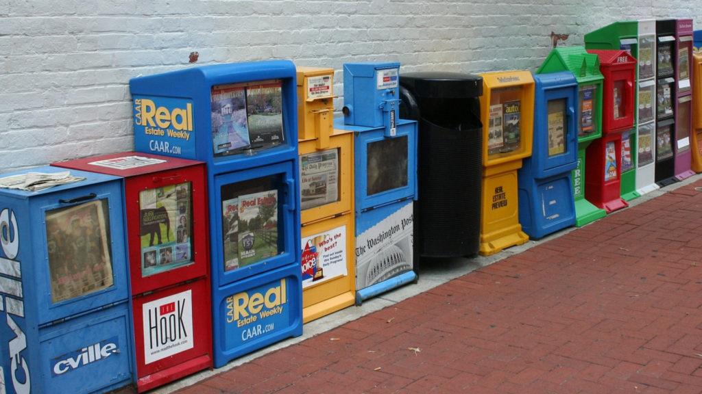 Fonctionnement d'un distributeur automatique mixte