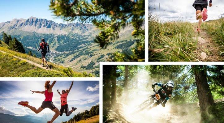 Des activités pour tous cet été à Vars (Hautes Alpes)