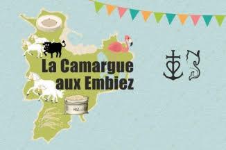 La Camargue est aux Embiez les 13 et 14 juillet 2019