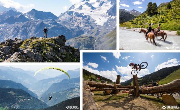 Méribel (Savoie) : une multitude d'activités en plein air à découvrir pour les amateurs de montagne !