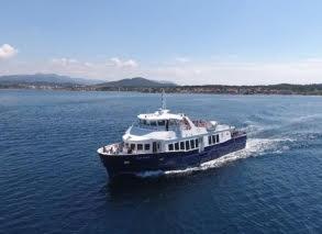 Cet été, rejoignez l'île des Embiez depuis Bandol