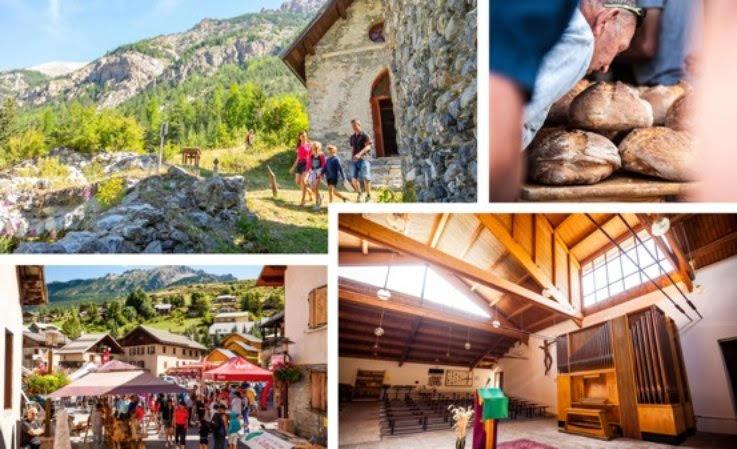 Partez à la découverte du patrimoine de Vars dans les Hautes Alpes