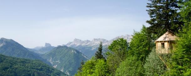 10 nuits insolites et inoubliables à tester cet été en Isère